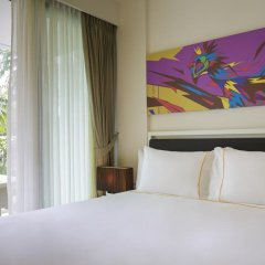 Отель Cassia Phuket 4* Люкс с двуспальной кроватью