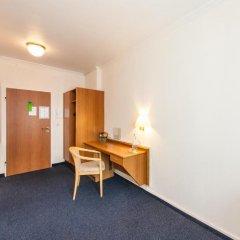 Hotel Antares Düsseldorf 3* Номер категории Эконом с различными типами кроватей фото 4