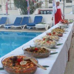 Отель Kaan Apart питание