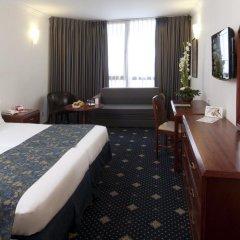 Отель Ramada Jerusalem Иерусалим комната для гостей фото 4
