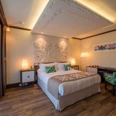 Отель InterContinental Resort Tahiti Французская Полинезия, Фааа - 1 отзыв об отеле, цены и фото номеров - забронировать отель InterContinental Resort Tahiti онлайн комната для гостей фото 3