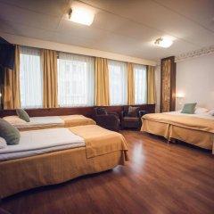 Arthur Hotel 3* Четырёхместный номер с различными типами кроватей