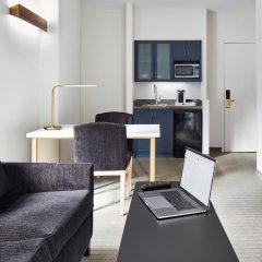 Radisson Hotel New York Wall Street 4* Номер категории Премиум с различными типами кроватей фото 4