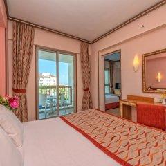 Отель Royal Atlantis Spa & Resort - All Inclusive Сиде комната для гостей фото 2