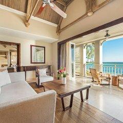 Отель The St. Regis Mauritius Resort 5* Люкс Beachfront grand с различными типами кроватей фото 4