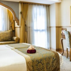 Отель Sultania 5* Номер Делюкс с различными типами кроватей фото 9