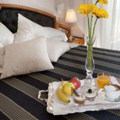Hotel Continental Rimini 4* Номер Делюкс разные типы кроватей