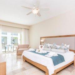 Отель Be Live Collection Punta Cana - All Inclusive 3* Номер Делюкс улучшенный с различными типами кроватей фото 2