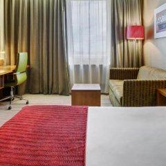 Гостиница Холидей Инн Москва Сущевский 4* Представительский номер с разными типами кроватей фото 3