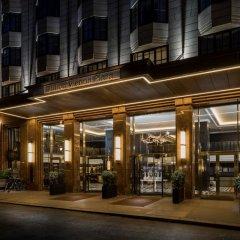 Отель Hilton Vienna Plaza Вена вид на фасад фото 3