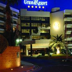 Отель GrandResort вид на фасад
