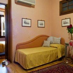 Отель Hermitage Hotel Италия, Флоренция - 1 отзыв об отеле, цены и фото номеров - забронировать отель Hermitage Hotel онлайн комната для гостей фото 6