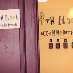 Отель 4th Floor Accommodation Гданьск ванная фото 2