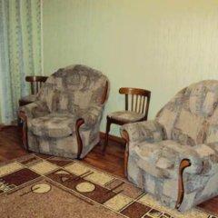 Гостиница on Pobedy в Курске отзывы, цены и фото номеров - забронировать гостиницу on Pobedy онлайн Курск комната для гостей фото 2
