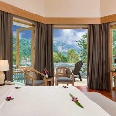 Отель Krabi Resort 4* Люкс с различными типами кроватей фото 2