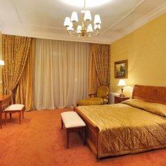Аврора Парк Отель комната для гостей фото 10