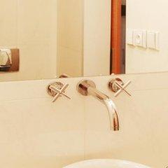 Отель Residence Bílkova Чехия, Прага - отзывы, цены и фото номеров - забронировать отель Residence Bílkova онлайн ванная фото 2