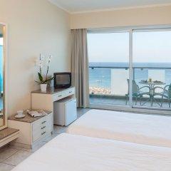 Aquarium Hotel Родос комната для гостей фото 7