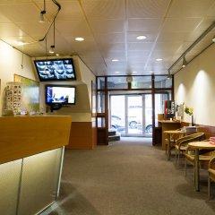 Отель Beursstraat гостиничный бар