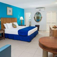 Отель Deja Resort - All Inclusive Ямайка, Монтего-Бей - отзывы, цены и фото номеров - забронировать отель Deja Resort - All Inclusive онлайн комната для гостей фото 6