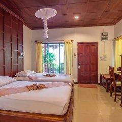 Отель Twin Bay Resort Таиланд, Ланта - отзывы, цены и фото номеров - забронировать отель Twin Bay Resort онлайн комната для гостей фото 5