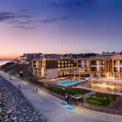 Crowne Plaza Istanbul Florya Турция, Стамбул - 3 отзыва об отеле, цены и фото номеров - забронировать отель Crowne Plaza Istanbul Florya онлайн пляж