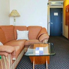 Гостиница Измайлово Альфа 4* Двухкомнатный номер Комфорт с разными типами кроватей фото 2