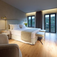 Отель Eurostars Porto Douro Стандартный номер разные типы кроватей фото 8