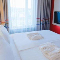 Гостиница Park Inn by Radisson Poliarnie Zori, Murmansk 3* Полулюкс разные типы кроватей
