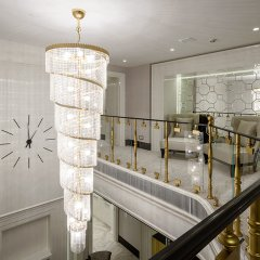 Гостиница Crowne Plaza Moscow World Trade Centre 5* Президентский люкс с различными типами кроватей фото 4