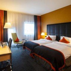 Гостиница Crowne Plaza Санкт-Петербург Аэропорт 4* Номер Клубный делюкс разные типы кроватей фото 3