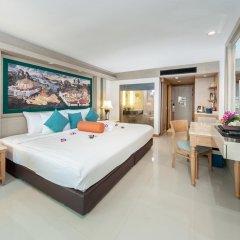 Отель Novotel Phuket Resort 4* Номер Делюкс с различными типами кроватей фото 2