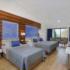 Limak Atlantis Deluxe Hotel комната для гостей фото 8