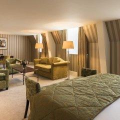 Hotel Dukes' Palace Bruges 5* Люкс повышенной комфортности с различными типами кроватей фото 6