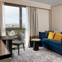 Отель Hilton Vienna Австрия, Вена - 13 отзывов об отеле, цены и фото номеров - забронировать отель Hilton Vienna онлайн комната для гостей фото 9