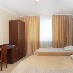 Гостиница Изумруд Север комната для гостей фото 3