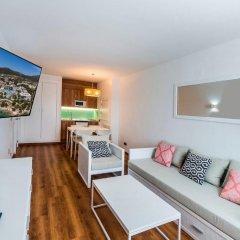 Отель Aparthotel Ponent Mar Апартаменты комфорт с различными типами кроватей фото 3
