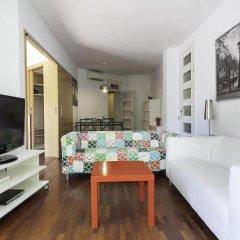 Отель BarcelonaForRent Eixample Suites Барселона комната для гостей фото 11