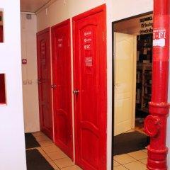Гостиница Хостелы Рус - Звездный Бульвар сейф в номере