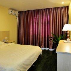 Отель Xiamen Mode Inn Wenzao Branch Сямынь комната для гостей
