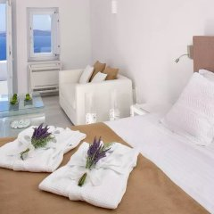 Canaves Oia Hotel 5* Улучшенный люкс с различными типами кроватей