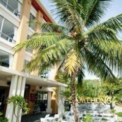 Отель Samthong Resort вид на фасад фото 2