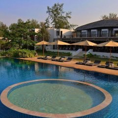 Отель Twin Lotus Resort and Spa - Adults Only бассейн фото 4