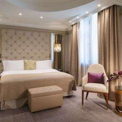 Гостиница Метрополь 5* Представительский номер с двуспальной кроватью