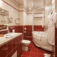 Гостиница Салют 4* Люкс с двуспальной кроватью фото 8