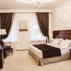 Гостиница Садовническая 5* Люкс с двуспальной кроватью фото 2