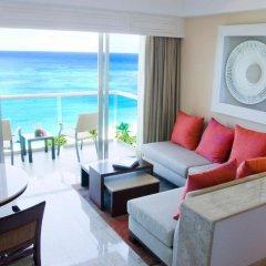 Отель Grand Fiesta Americana Coral Beach Cancun 5* Полулюкс Ocean view с различными типами кроватей