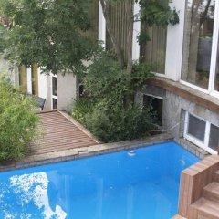 Апартаменты «Каюта Адмирала» бассейн
