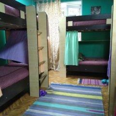 Мини-отель & Хостел Заря Стандартный семейный номер двуспальная кровать фото 4