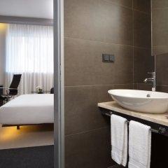 Гостиница Four Elements Ekaterinburg ванная